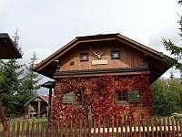 Lovecká chata ve Starém městě pod Landštejnem - k pronájmu