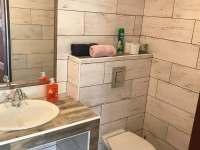 koupelna s wc apartmán 4