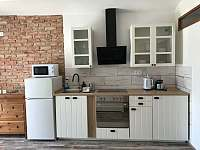 kuchyně apartmán 3