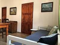kuchyně obývák apartmán 2