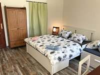 ložnice apartmán 3