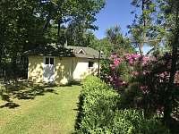 ubytování Boršov nad Vltavou na chatě k pronájmu