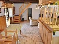 Ostrovec u Zvíkova - chata k pronájmu - 19