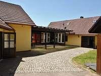 Ostrovec u Zvíkova - chata k pronájmu - 6