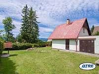 ubytování na chatě v Radslavi - k pronájmu