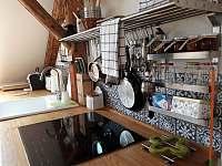 kuchyně - Suchdol nad Lužnicí