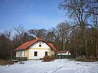 Černická hájenka Sudoměřice u Bechyně -