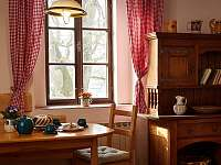 Vybavení chalupy - ubytování Sudoměřice u Bechyně