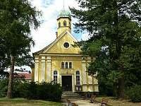 Husova kaple Třeboň