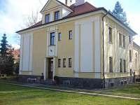 Husova kaple - vchod do objektu