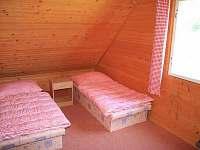 Chata č.1 - Ložnice č.1