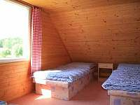Chata č.1 - Ložnice č.2