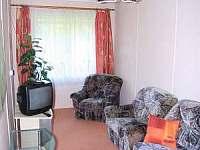 Chata č.1 - Obývací pokoj