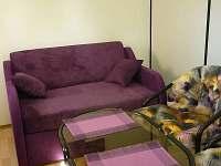 Chata č. 2 - Obývací pokoj