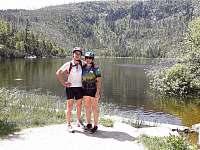 Plešné jezero - Hrdoňov