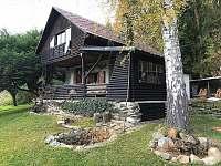 Ubytování Lužnice na chatě k pronajmutí - Slavňovice