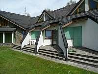 ubytování Horní Planá - Jenišov Apartmán na horách
