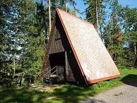 ubytování  v chatkách na horách - Dolní Skrýchov