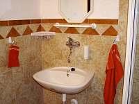 koupelna v přízemí - Dobrkovská Lhotka