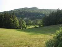 okolní příroda - Dobrkovská Lhotka