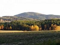 výhled do okolí - Dobrkovská Lhotka