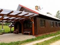 Ranch Veselíčko Slavonice - chalupa ubytování Slavonice