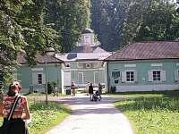 Lázničky v Terčině údolí - Kondrač