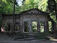 Modrý dům v Terčině údolí - Kondrač