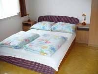 Druhá ložnice - dvoulůžko