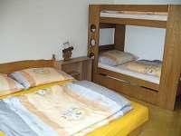 První ložnice - palanda