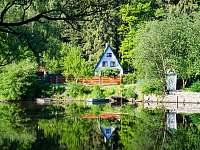 Chata Lesanka - ubytování Plana nad Lužnicí