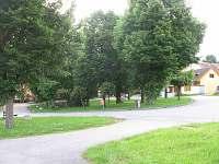 náves - Hoštice u Volyně