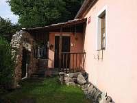 vstup - chalupa ubytování Hoštice u Volyně