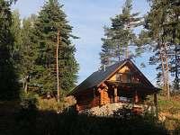 Levné ubytování  Ratmírovský rybník Srub k pronajmutí - Kunžak