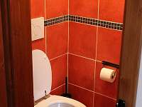 WC - přízemí - Kunžak