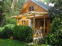 ubytování  na chatě k pronajmutí - Doubí