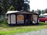 Chatky ubytování v obci Vrcov