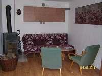 letní odpočinková místnost