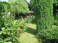 zahrada s možností ochutnávky sezonního ovoce