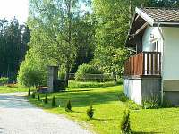 Chata k pronajmutí - okolí Malšína