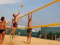 sportoviště u lužnice beach volejbalové hřiště