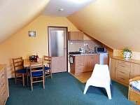 Ubytování č.5 - pro 2 až 3 osoby