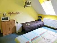 Ubytování č.8 - pro 2 až 3 osoby