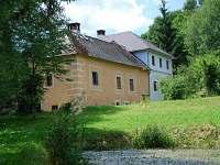 Penzion na horách - okolí Lipna nad Vltavou