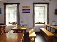 Interiér restaurace - Albeř