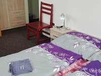 Pokoje mají vlastní sociální zařízení - Albeř