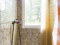 Sprcha - chata ubytování Mladošovice - Lhota