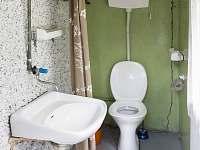Záchod v přízemí