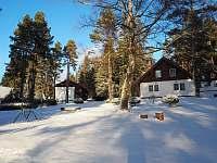 Chaty na břehu Lipna - chata k pronájmu - 28 Frymburk - Lojzovy Paseky