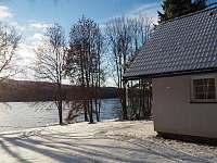 Chaty na břehu Lipna - chata - 37 Frymburk - Lojzovy Paseky